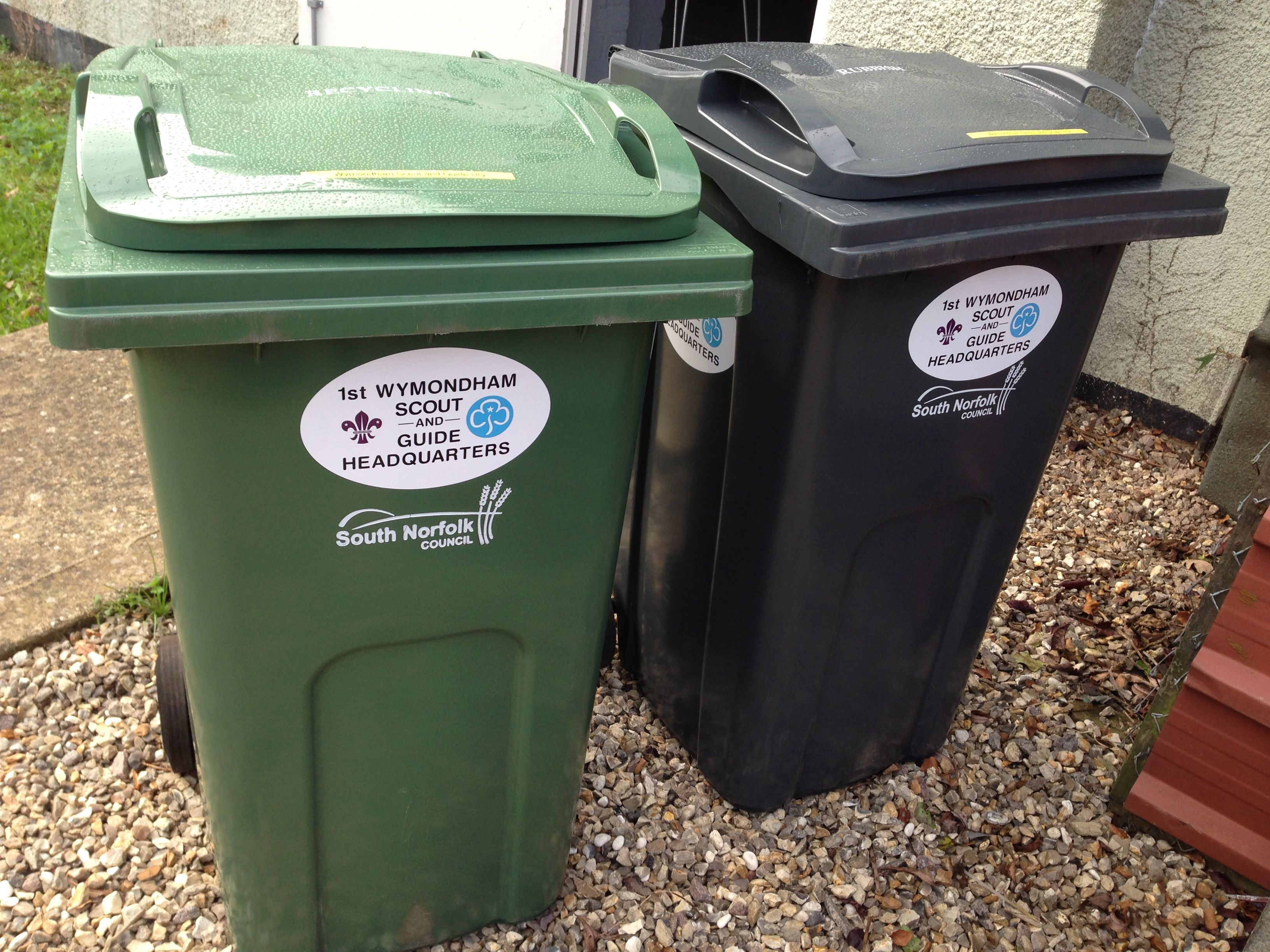 Our own recycling revolution