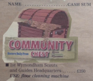 EDP Community Chest Success