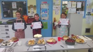 Bake Off – Wymondham District Wins